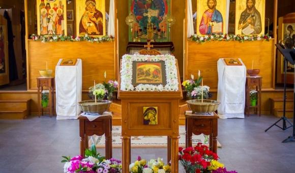 All Saints of Alaska Orthodox Church, Victoria