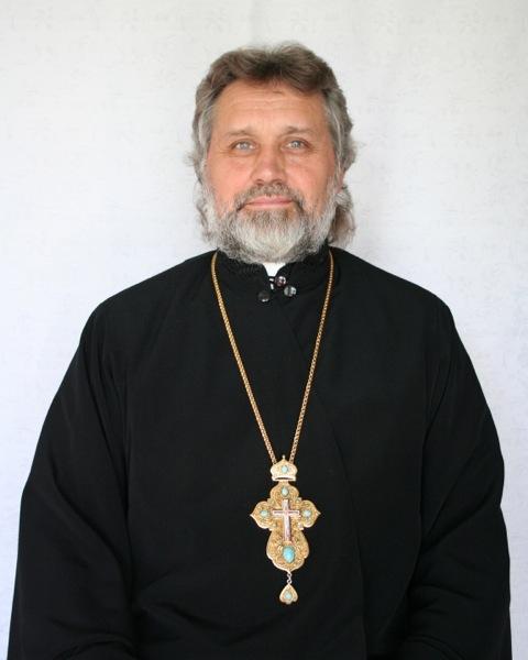 Mitred Archpriest Anatoliy Melnyk