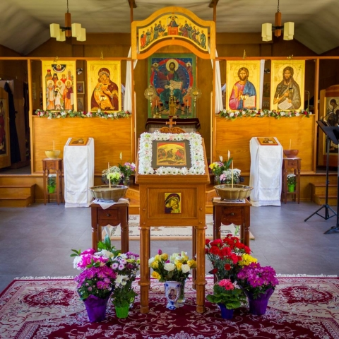 All Saints of Alaska Orthodox Church, Victoria