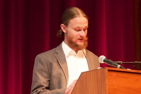 Dr Daniel Opperwall
