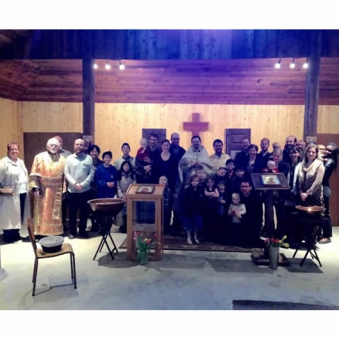 Holy Apostles Mission Station, Chilliwack, BC