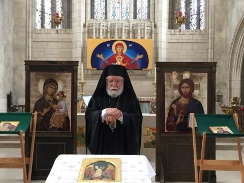 His Grace, Bishop Ilia