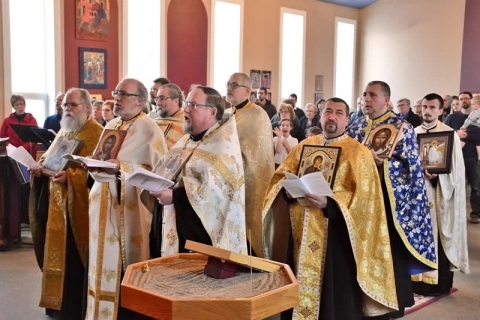 Sunday of Orthodoxy in Saskatoon