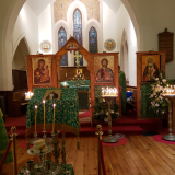St Seraphim's Church in Richmond Hill celebrated their patronal feast on 1 August
