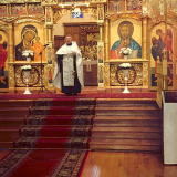 The Feast of the Transfiguration at Christ the Saviour Cathedral, Toronto