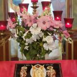 The Feast of the Transfiguration at Holy Trinity Orthodox Church, Edmonton