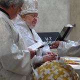 Ordination de Chris Voulgaris au diaconat