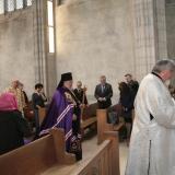 L'entrée de l'archevêque