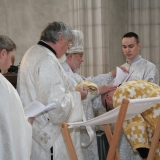 Ordination de Chris Voulgaris au sous-diaconat