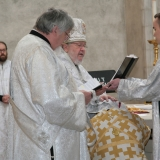 Ordination to the diaconate of Chris Voulgaris