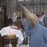 Hierarchical Divine Liturgy in Trinity College chapel