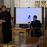 Fr Daniel at Trinity College (Holy Myrrhbearers Mission and Orthodox Christian Fellowship)