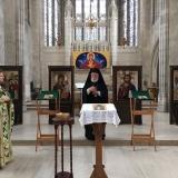 His Grace Bishop Ilia (and Fr Geoffrey Ready)