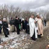 Holy Myrrhbearers Orthodox Mission - Pan-Orthodox Great Blessing of Water at Cherry Beach in Toronto
