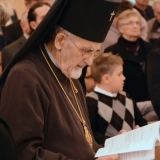 Metropolitan John Stinka participates in the services.jpg