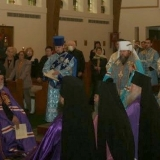 On Thursday, October 1, 2009, Archimandrite Irénée [Rochon] was consecrated Bishop of Quebec City and Auxiliary to His Eminence, Archbishop Seraphim of Ottawa and Canada, at Annunciation Cathedral in Ottawa, ON.