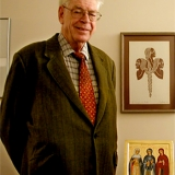 Canadian iconographer Heiko (HC) Schlieper, of blessed memory